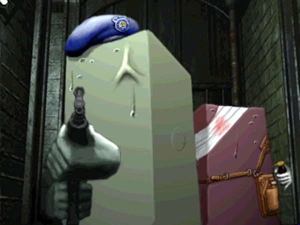 Resident Evil 6:Personajes por anunciar, Claire, Jill, Barry
