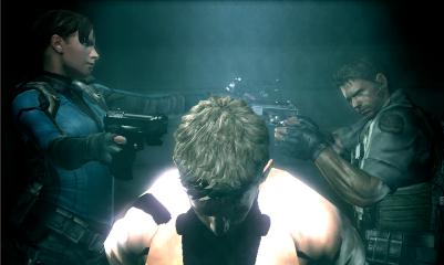 Resident Evil: Revelations - 3
