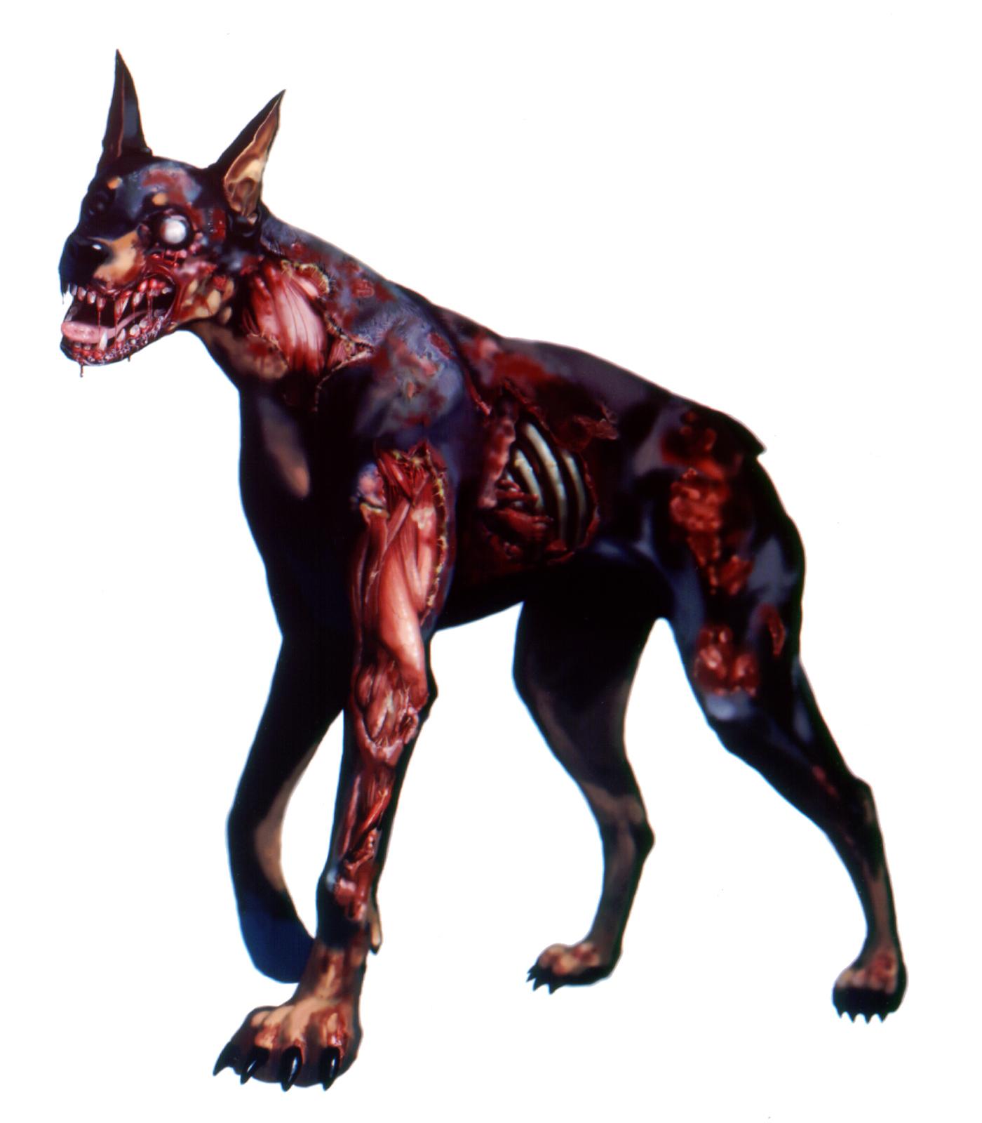 MA-39 Cerberus - Resident Evil Wiki - The Resident Evil encyclopedia