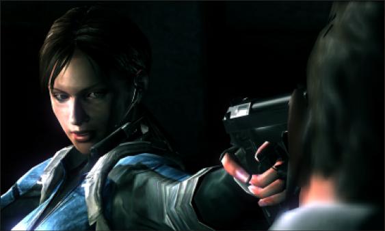 Resident Evil: Revelations - 4