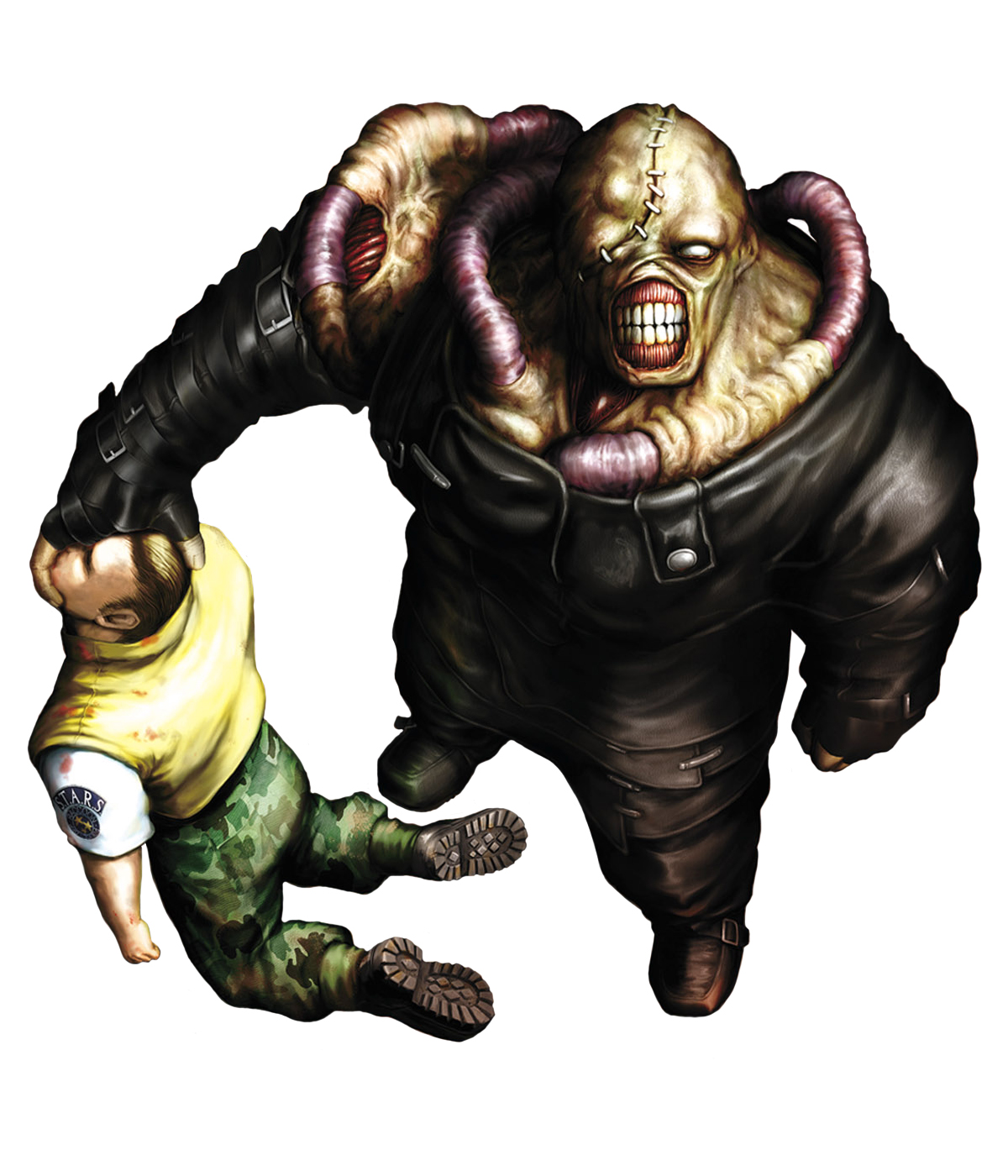 Nemesis-T02 - Resident Evil Wiki - The Resident Evil encyclopedia