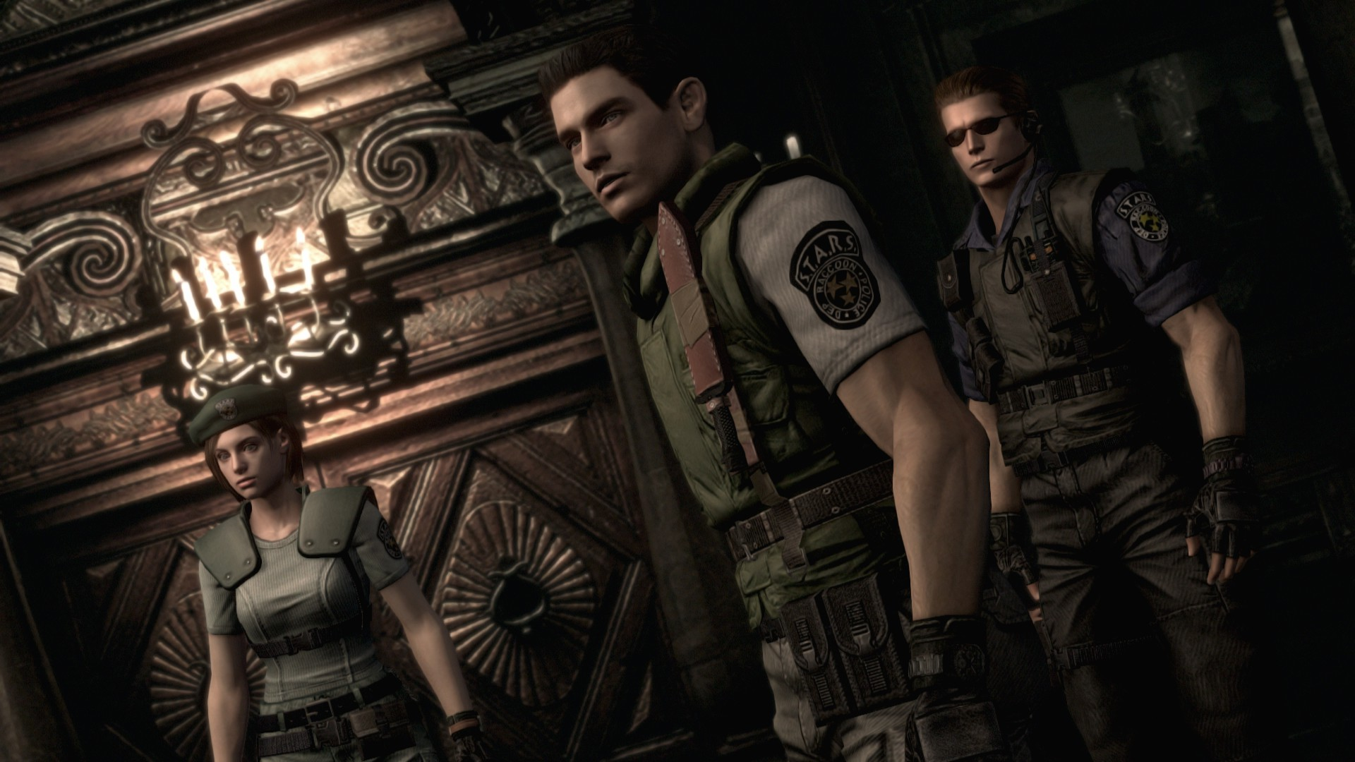 Resident Evil Remake   [PC] [Multi]