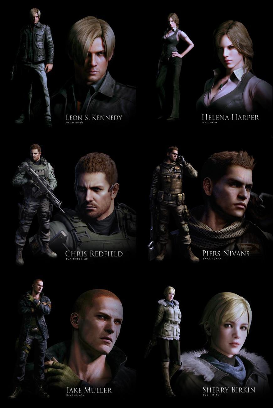 Resident Evil 6 - 4