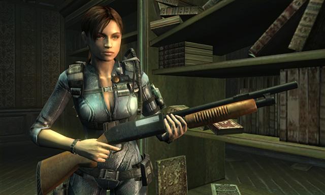 Resident Evil: Revelations - 20