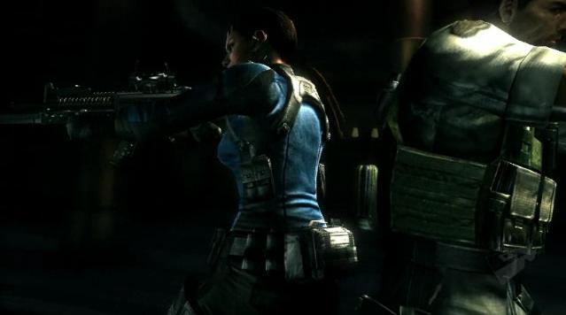 Resident Evil: Revelations - 5