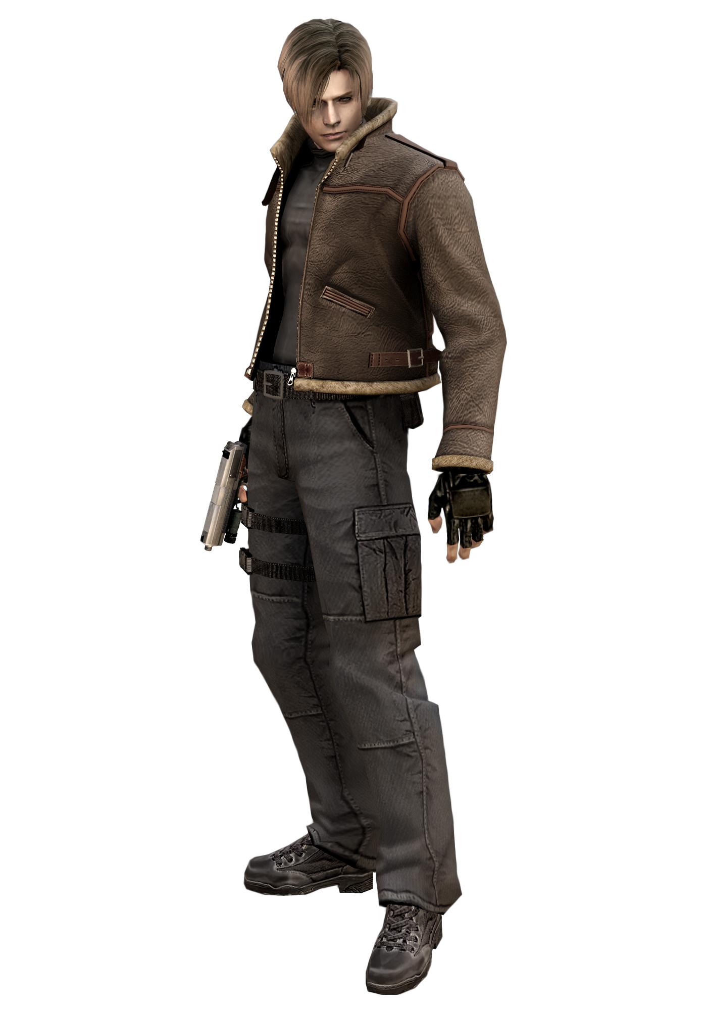 Biohazard 4 (Resident Evil 4) LeonJacket