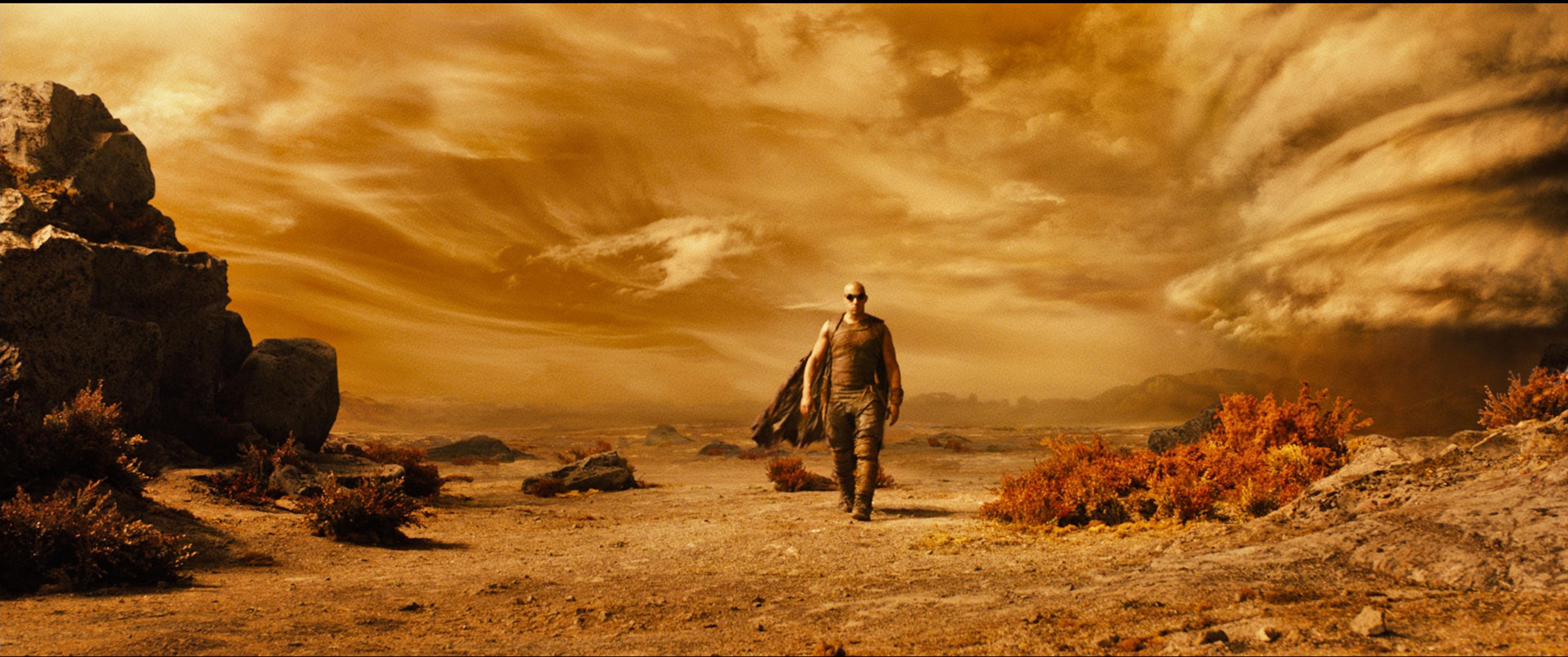 Riddick 3 Movie Review: Riddick