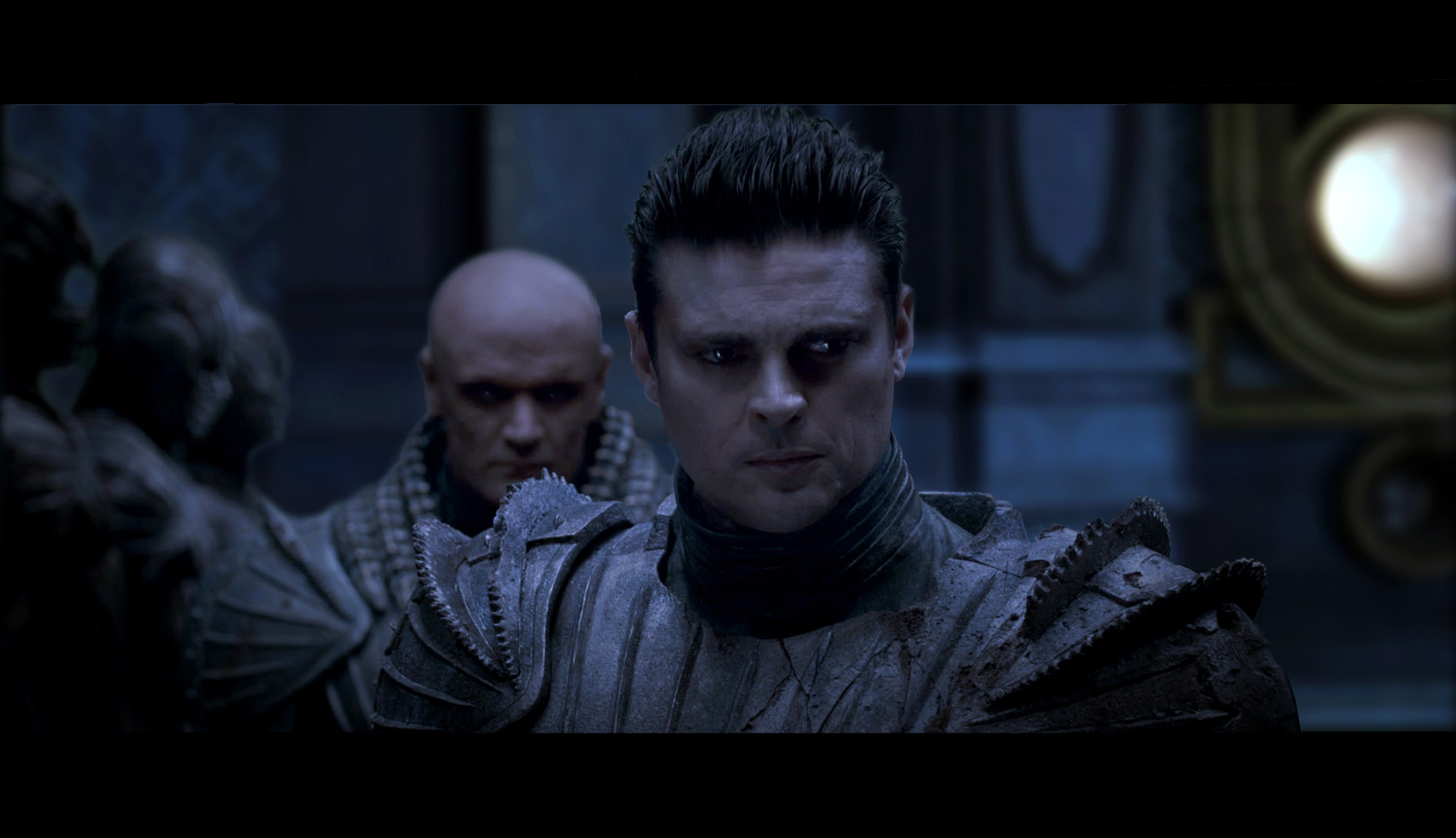Karl urban as vaako riddick 20132 Movie Review: Riddick