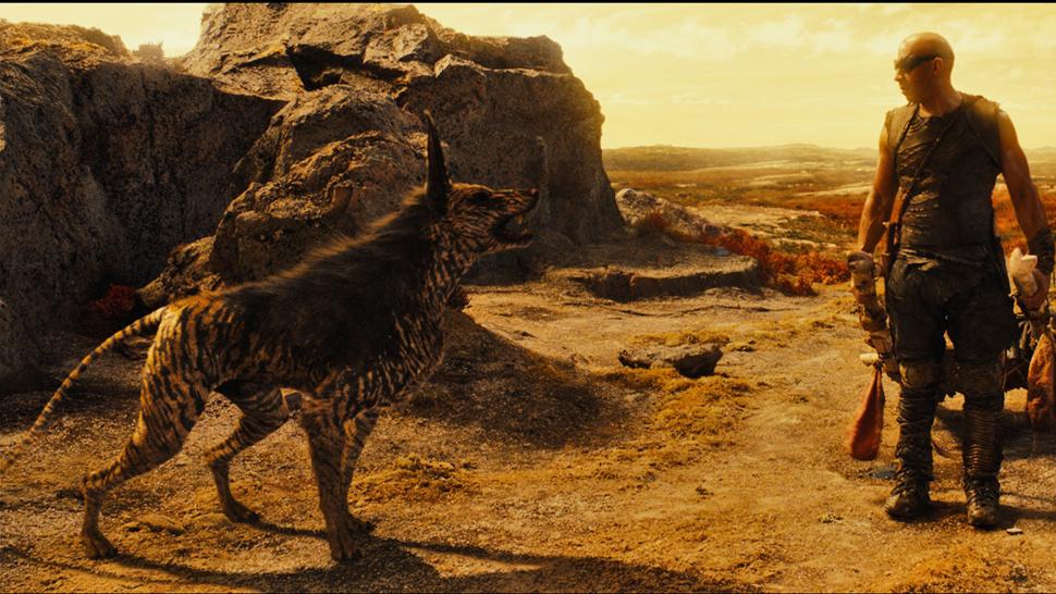 K bigpic1 Movie Review: Riddick