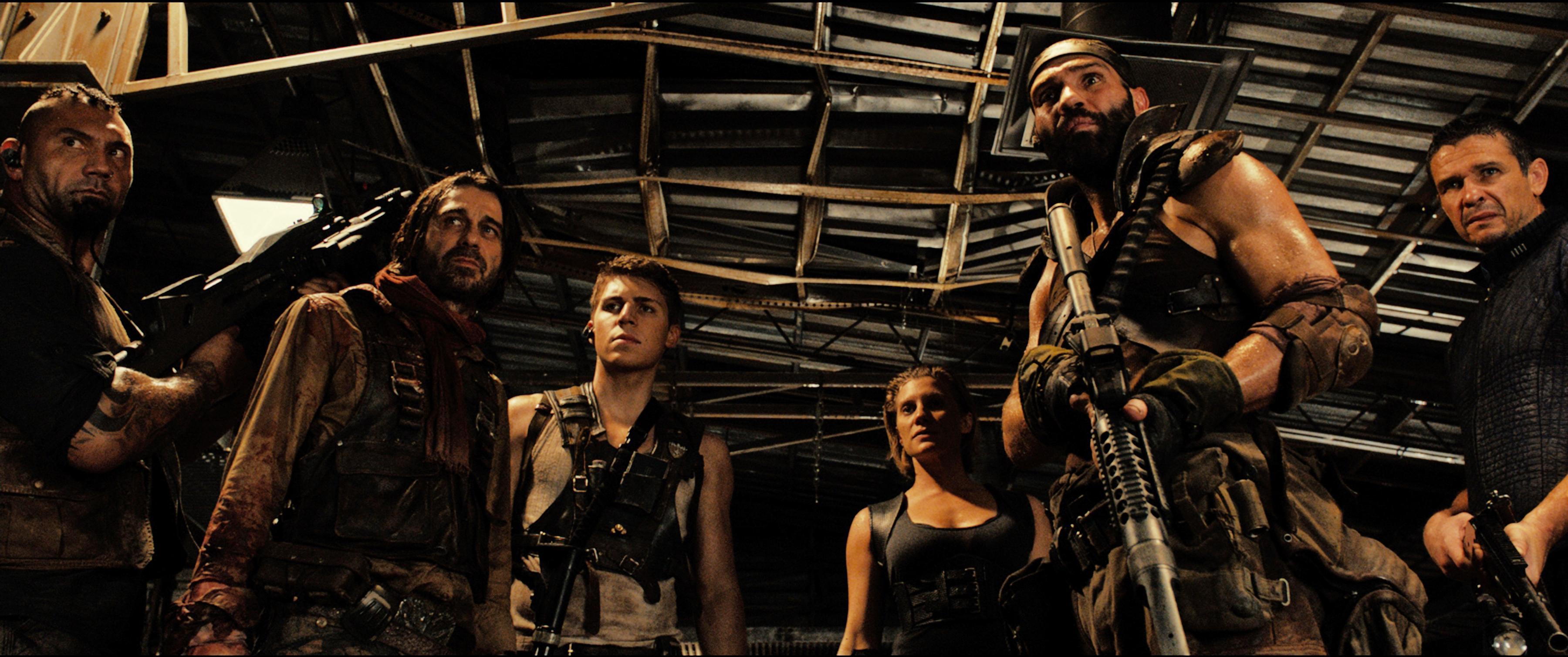 Riddick 4 Movie Review: Riddick