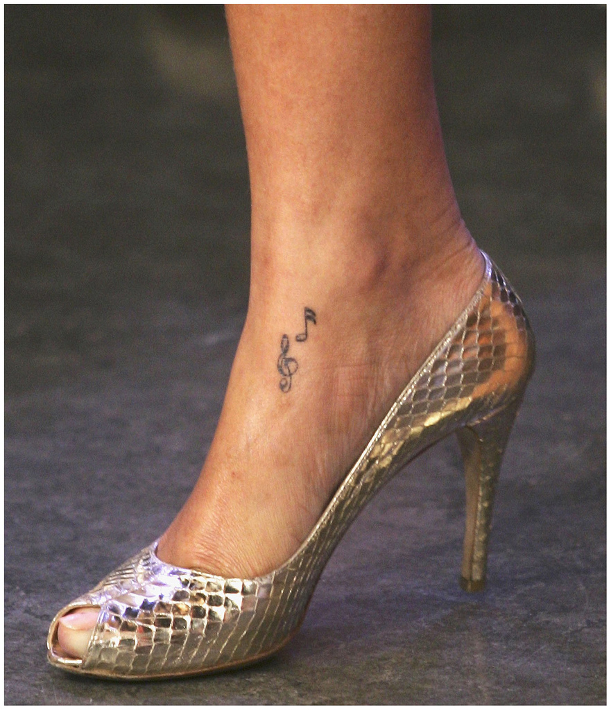 Rihanna's tattoos - Riripedia, the free Rihanna encyclopedia