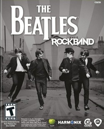 Beatles rock band