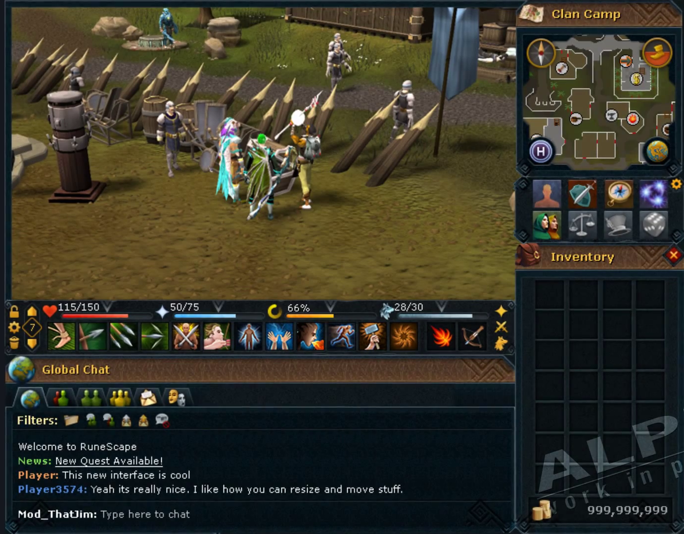 RS3_Customizable_Interface_-_Alpha_Build_3 Do you want to know how to make runescape gold by yourself