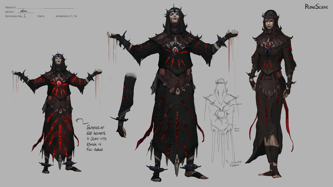 Image robes of subjugation concept the for Portent runescape