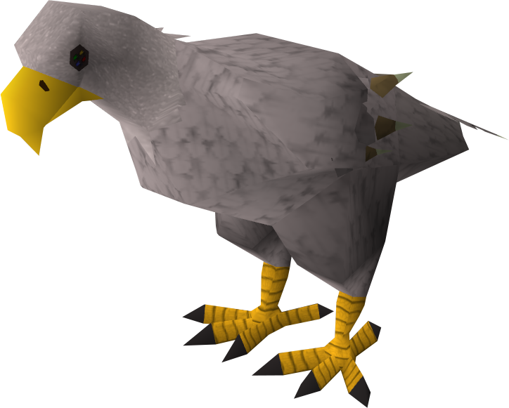 Giant eagle - The RuneScape Wiki - Skills, quests, guides, items ...