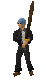 how to make a bronze sword in runescape