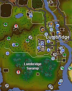 Image lumbridge the runescape wiki for Portent runescape
