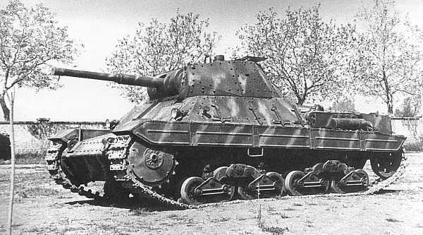 P26/40 Carro Armato Heavy Tank