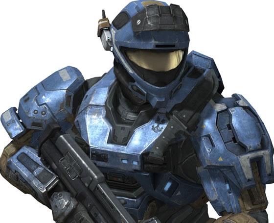 Blue halo vs epic fortnite
