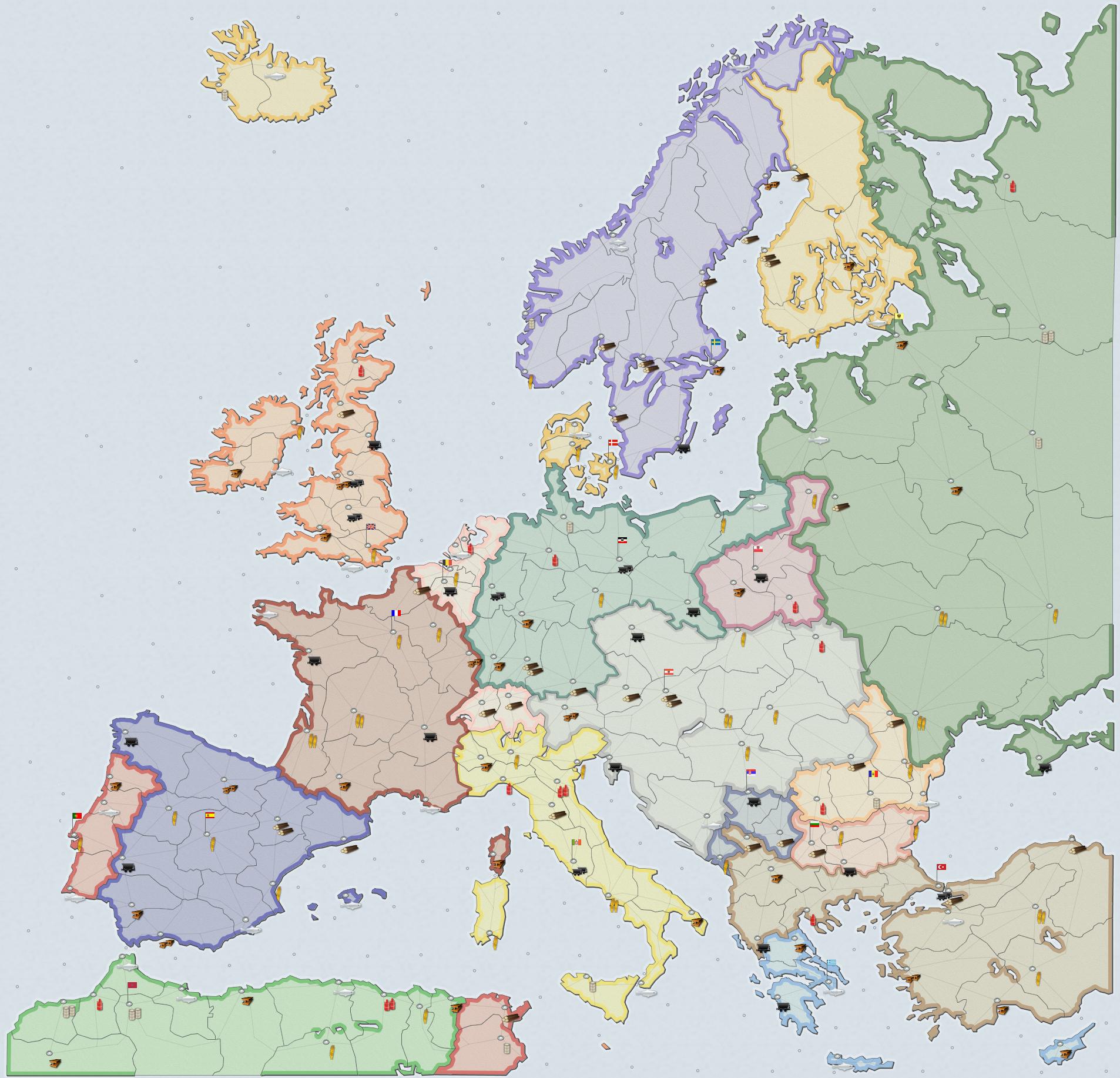 Europe 1914 Supremacy1914 Wiki FANDOM powered by Wikia