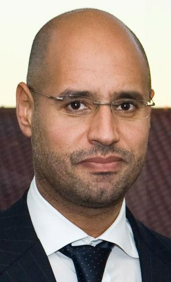 muammar al gaddafi young. Saif al-Islam Muammar