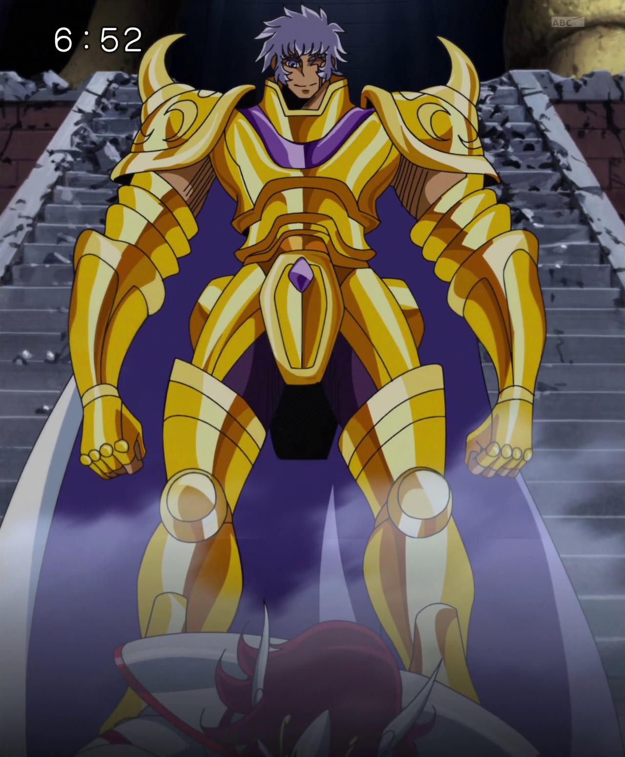 Saint Seiya (Caballeros del Zodiaco) Harbinger
