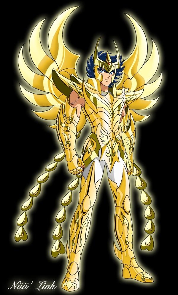 Saint Seiya Phoenix Ikki