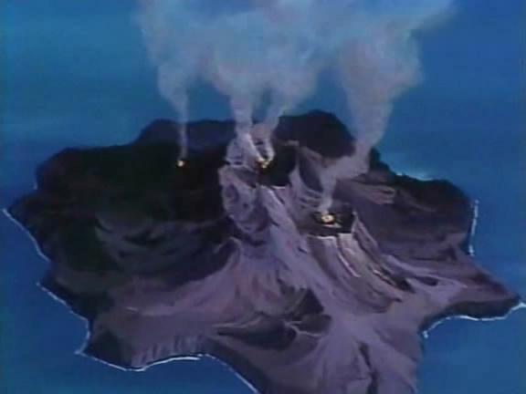 1ª Aventura - Ameaça Fantasma no Santuário - ( Final ) Ilha
