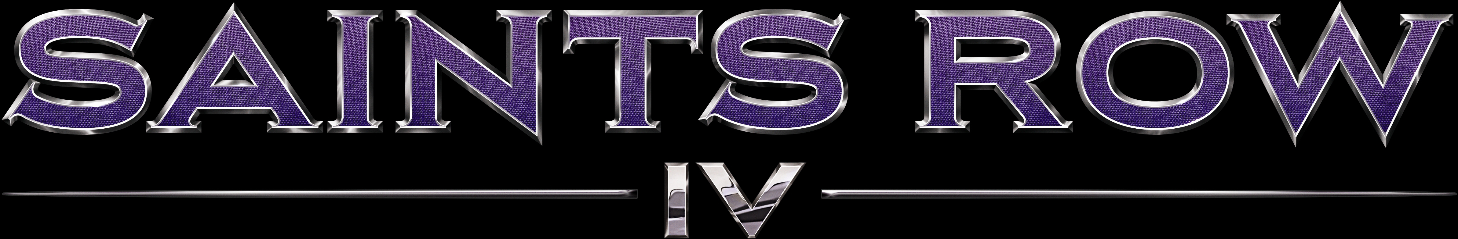 Image - Saints Row IV logo jpg - Saints Row Wiki - Missions  Maps    Saints Row Logo