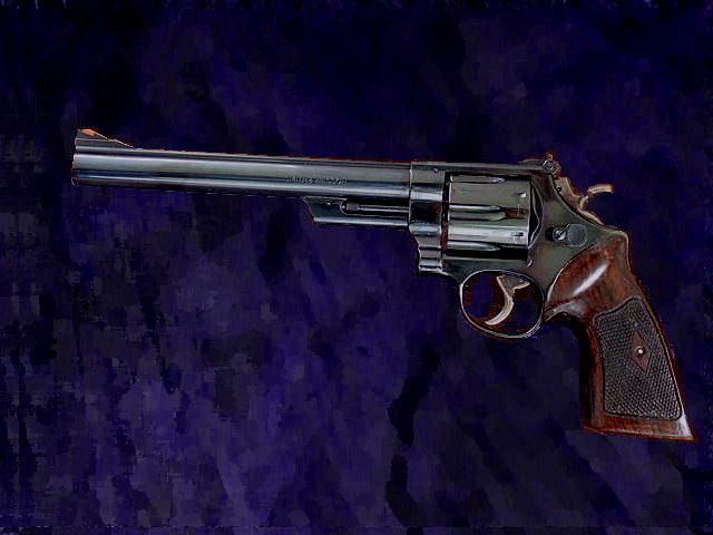 44 magnum revolver smith and wesson. Wesson Model 29 .44 Magnum