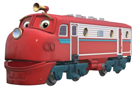 Wilson From Chuggington