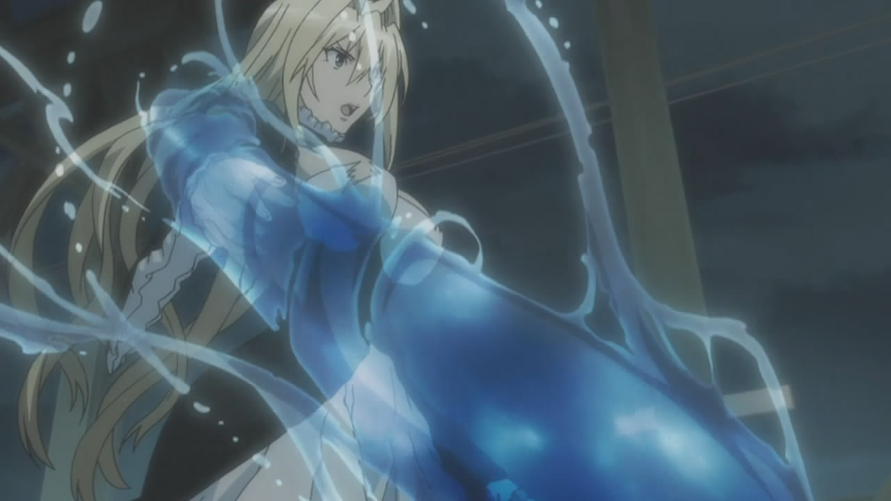 Image - Water sword.jpg - Sekirei Wiki