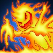 Le Bestiaire [en cours] 180px-Feuerelementar