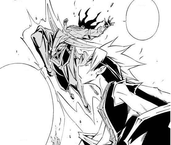 Shaman King Vs Shaman King Kanzenban: Anime Real Story