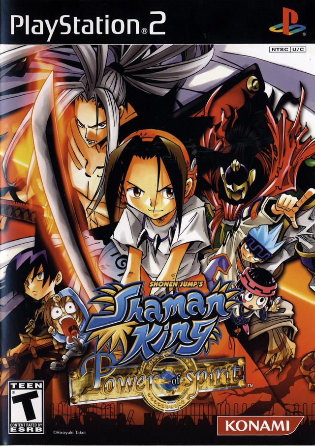 shaman king characters. Shaman King:Power of Spirit