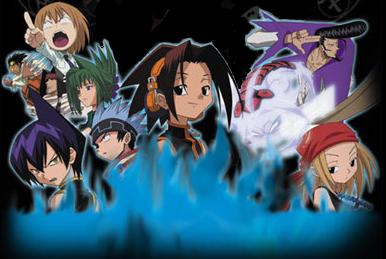 ¡Adivina el anime, joder! Shamanking.203