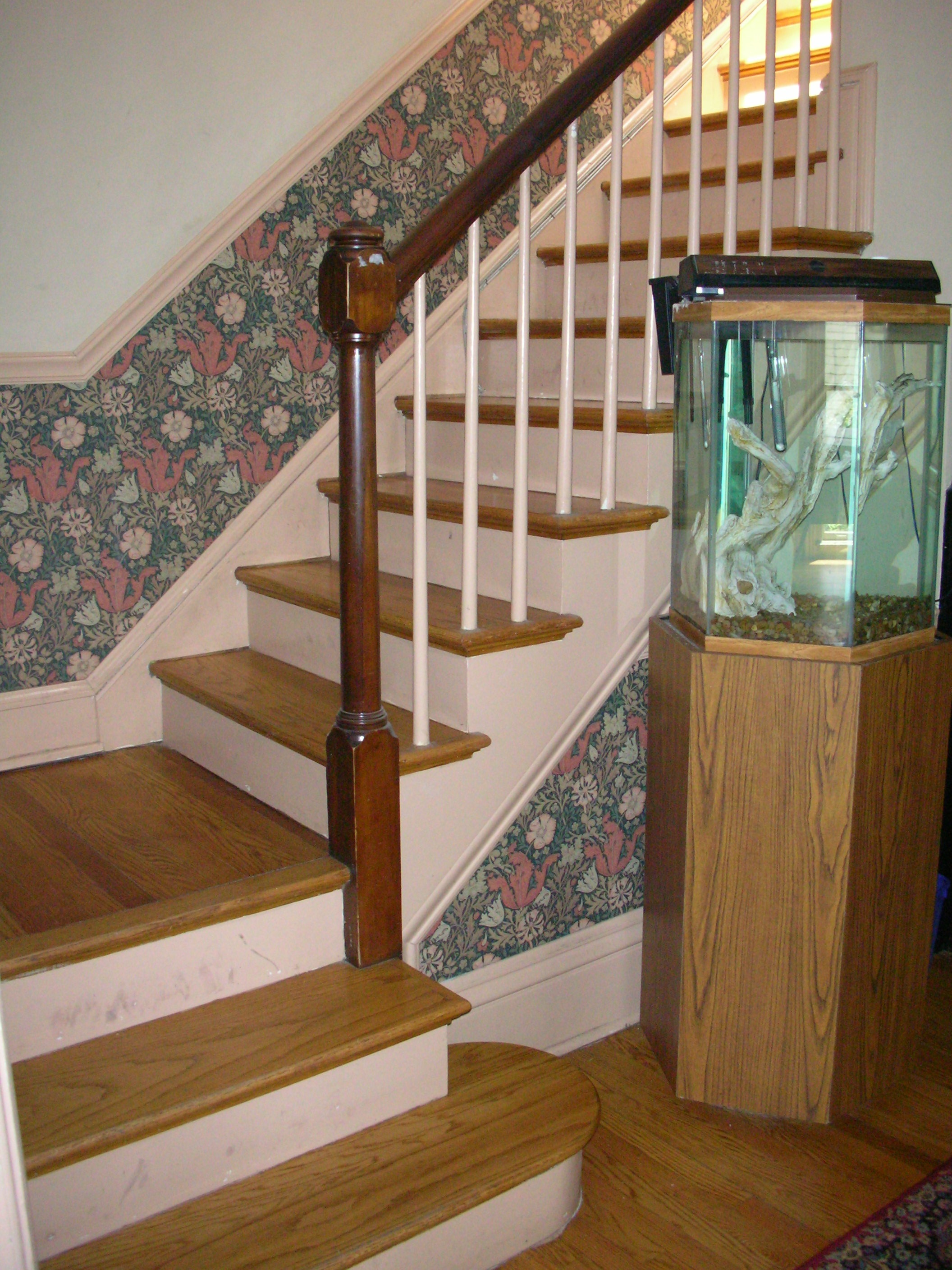 How to build interior stairs quotes for Pre built stairs interior