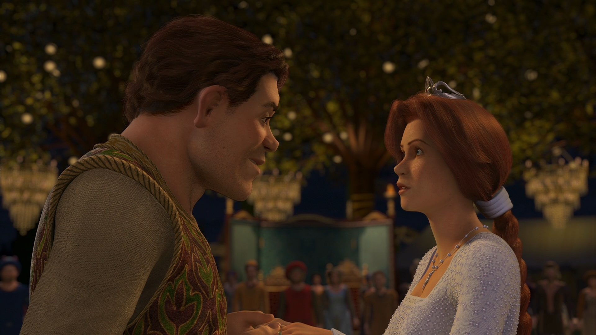 - Human Shrek and Fiona jpg - WikiShrek - The wiki all about ShrekShrek 3 Human