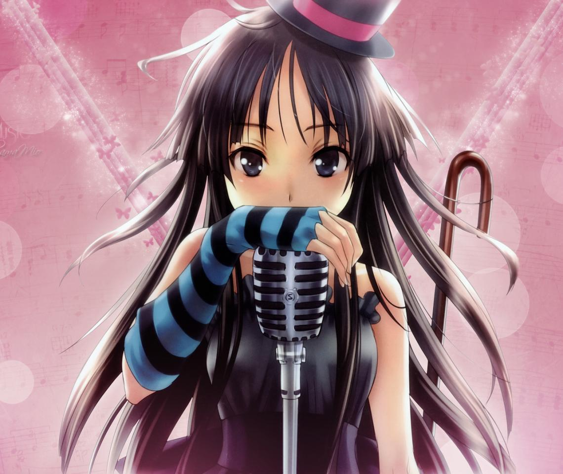 """Anime Girl Music: """"Getting To Know You!"""""""