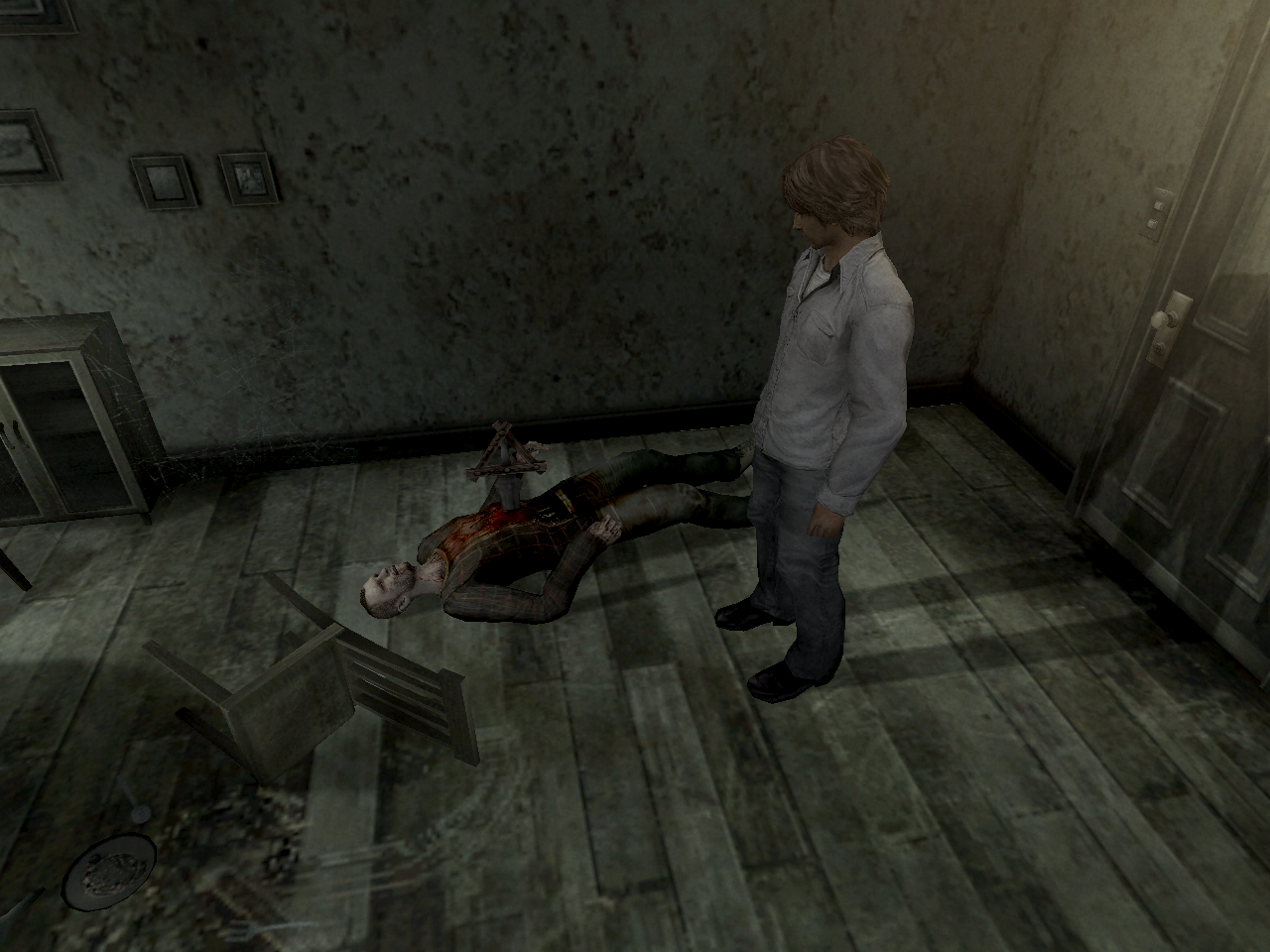 Silent Hill 4 The Room Español [Pc-Full] [ISO] Putlocker-JumboFiles mejores que Mediafire Gratis