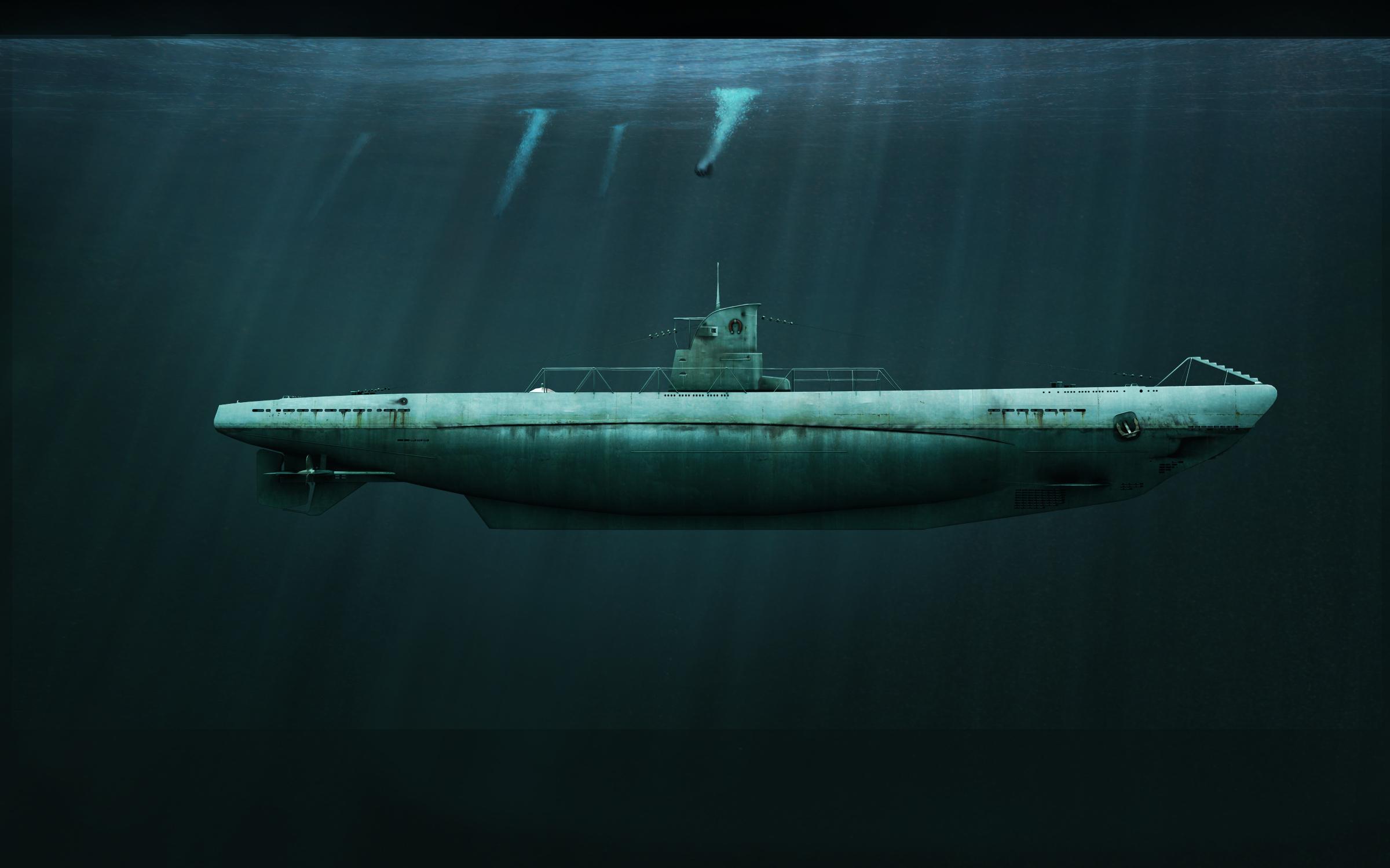 старые про подводную лодку