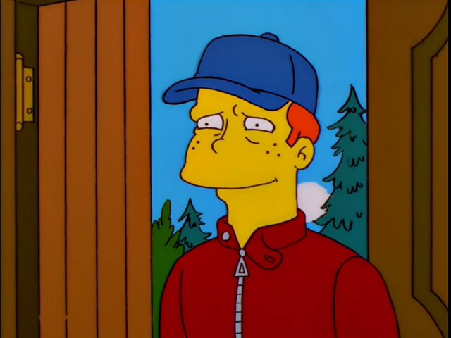 ron howard the simpsons