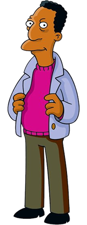 Carl Carlson - Simpsons Wiki