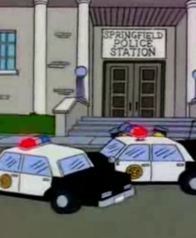Police simpson image - Police simpsons ...