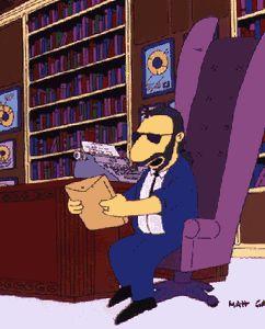 Capitulo de los Simpson con lady Gaga Subtitulado