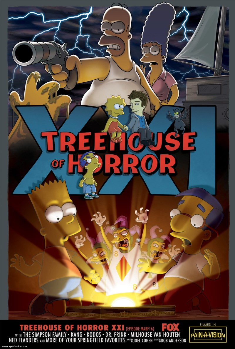 Treehouse of Horror XXI Amateur Teen Fucking The fucking girls
