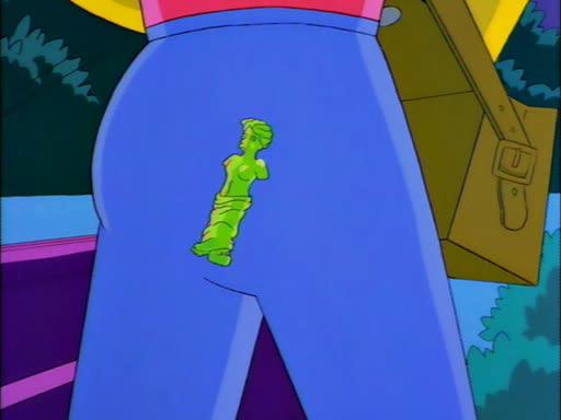 Gummi-Venus de Milo