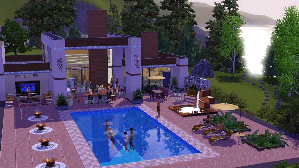 Los sims 3 expanciones putlocker parte 3 identi for Sims 2 mansiones y jardines