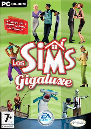 THE SIMS PARA PC Portada_gigaluxe