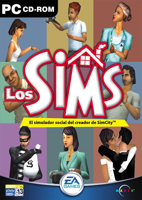 THE SIMS PARA PC Lossimsportada